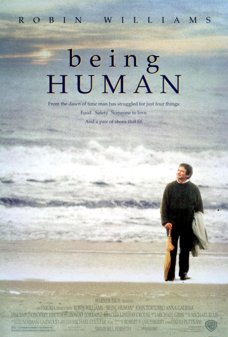 Быть человеком. Обложка с сайта imageshost.ru