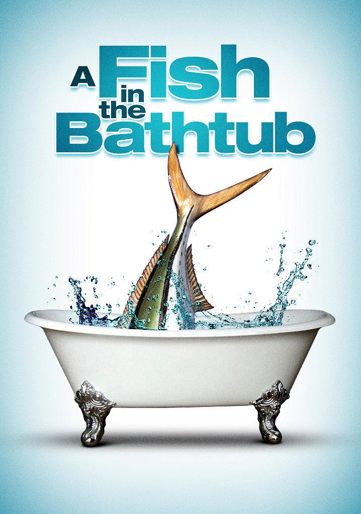 Рыба в ванне. Обложка с сайта ipicture.ru
