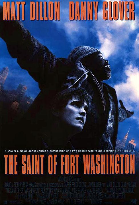 Святой из форта Вашингтон. Обложка с сайта imagepost.ru
