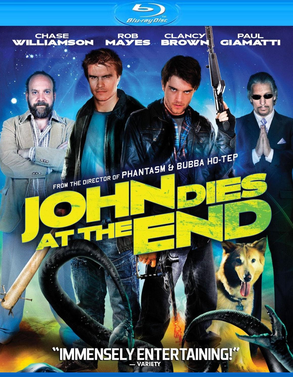 В финале Джон умрет. Обложка с сайта kino-govno.com