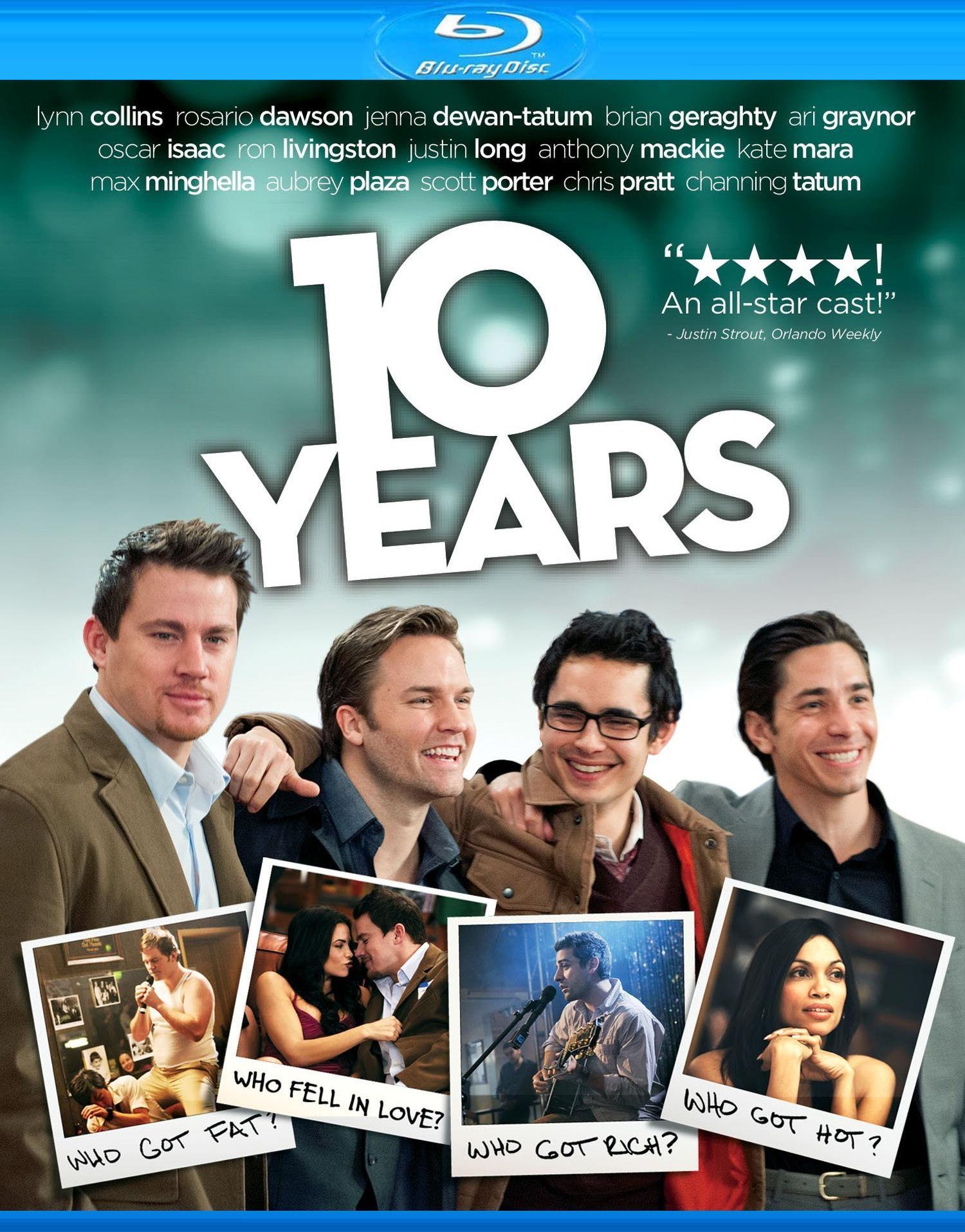 10 лет спустя. Обложка с сайта bolero.ru