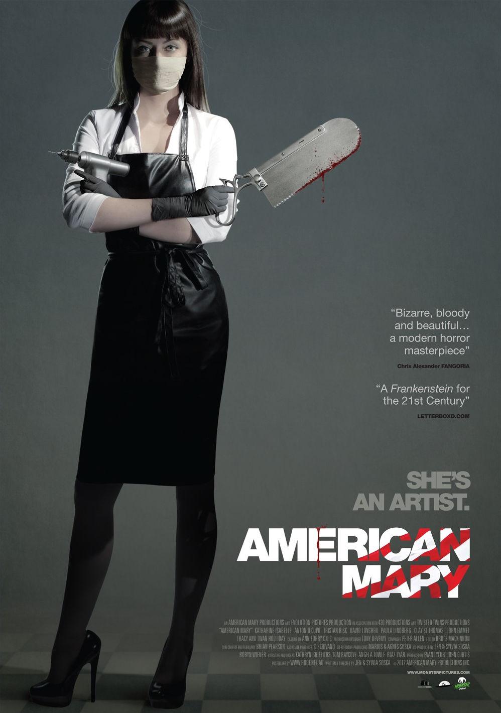 Американская Мэри. Обложка с сайта ipicture.ru