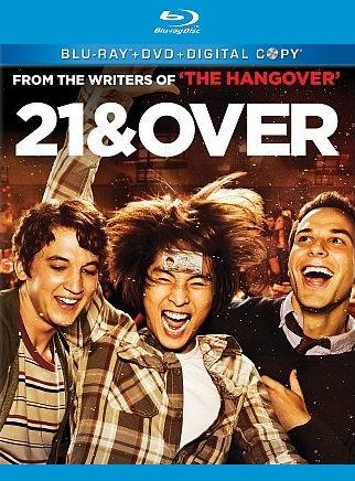 21 и больше. Обложка с сайта kino-govno.com