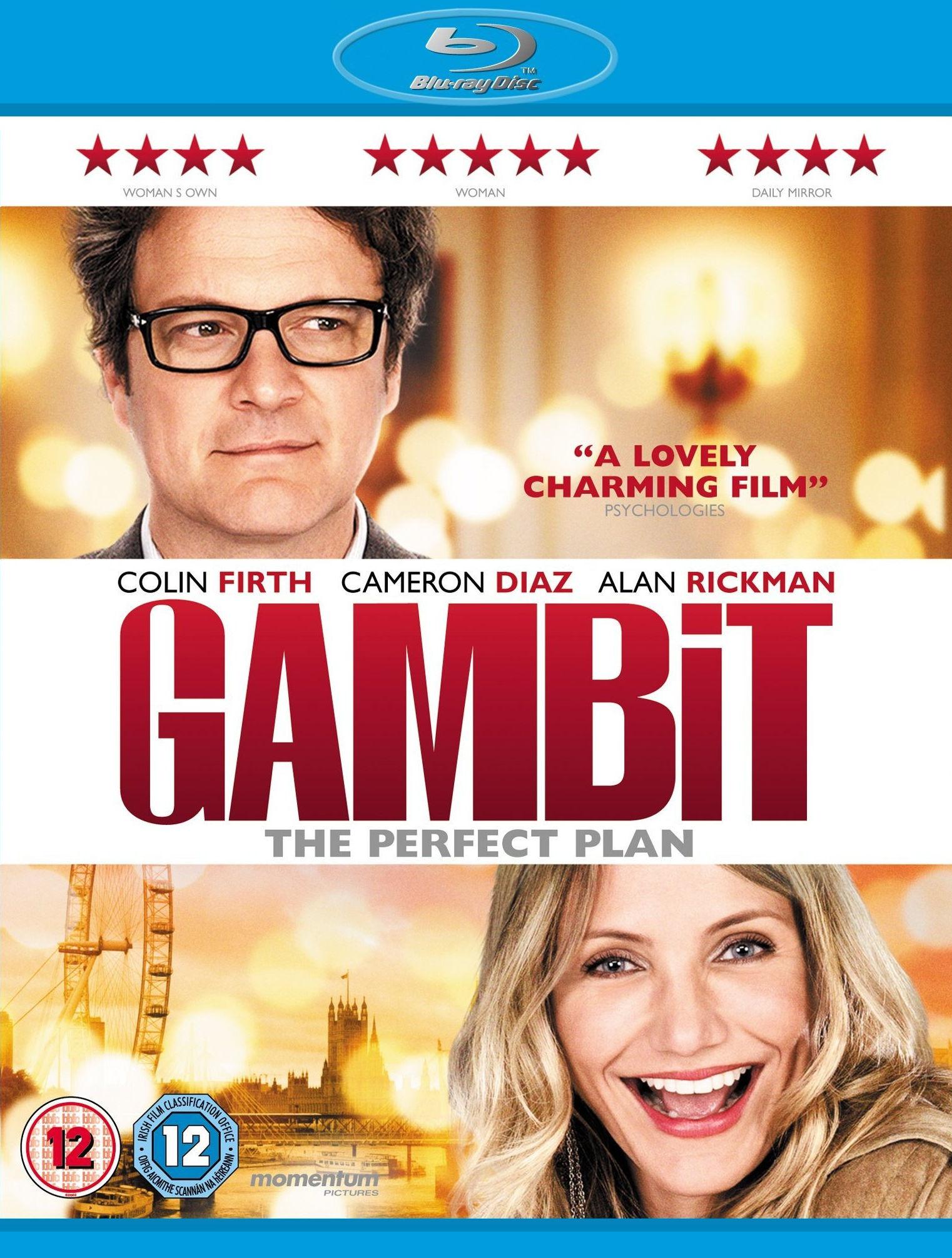 Гамбит. Постер с сайта kinopoisk.ru