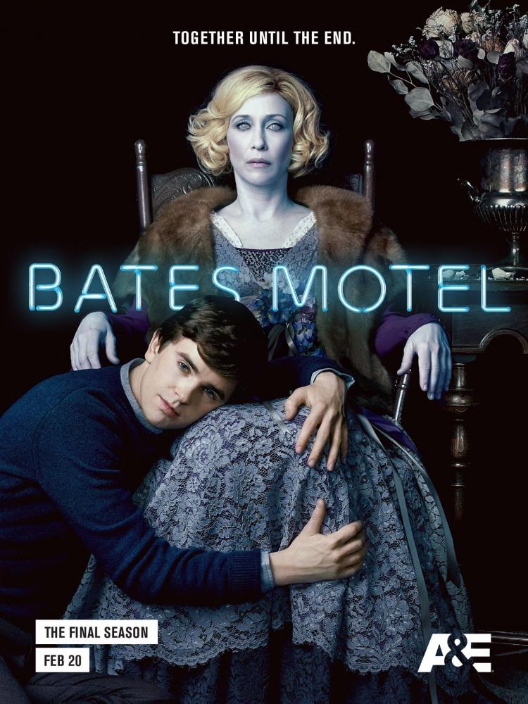 Мотель Бейтса. Обложка с сайта keep4u.ru