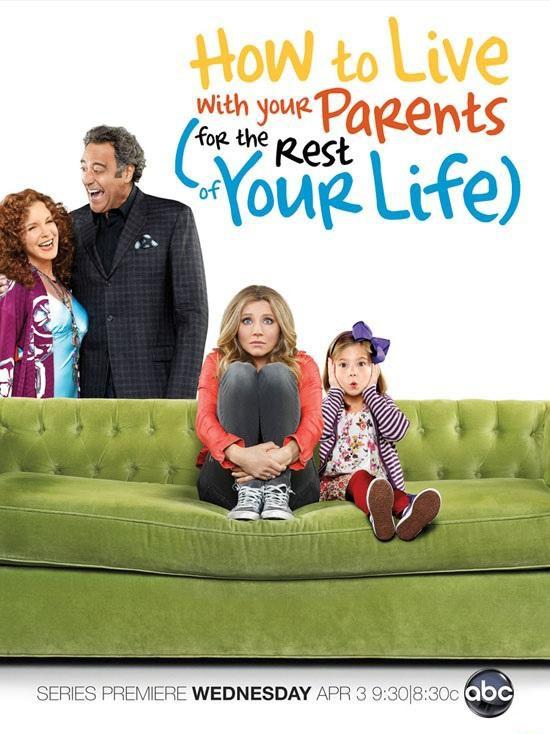 Как прожить с родителями всю оставшуюся жизнь. Обложка с сайта ozon.ru
