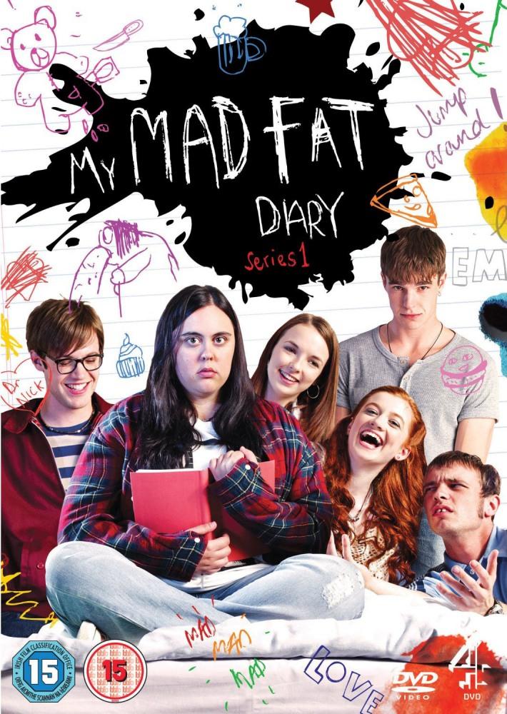 Мой безумный дневник. Обложка с сайта imagepost.ru