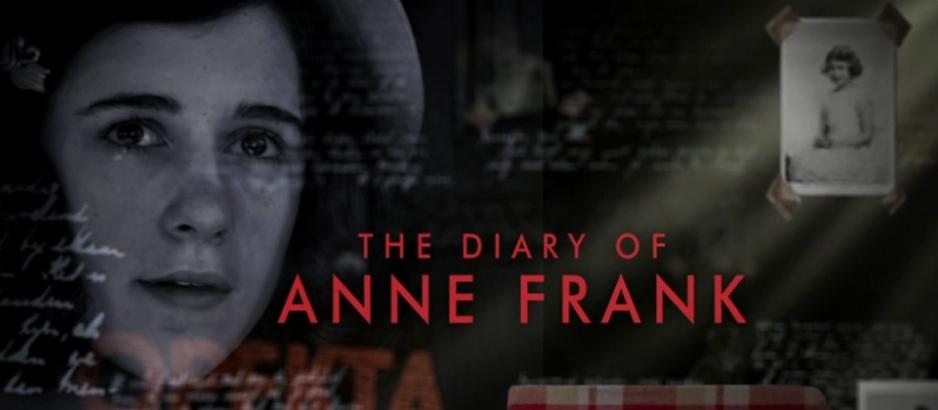 Дневник Анны Франк. Обложка с сайта imageshost.ru