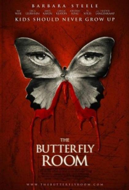 Комната бабочек. Постер с сайта kinopoisk.ru