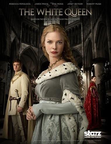 Белая королева. Обложка с сайта radikal.ru