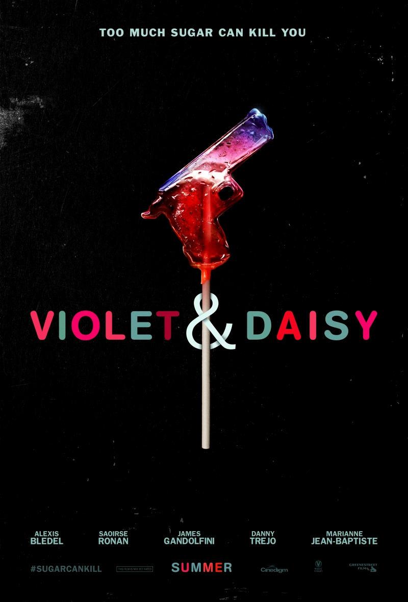 Виолет и Дейзи. Постер с сайта kinopoisk.ru