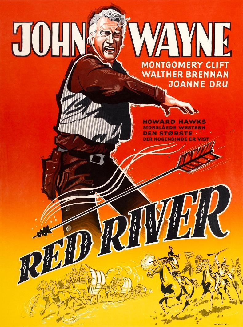 Красная река. Обложка с сайта kino-govno.com