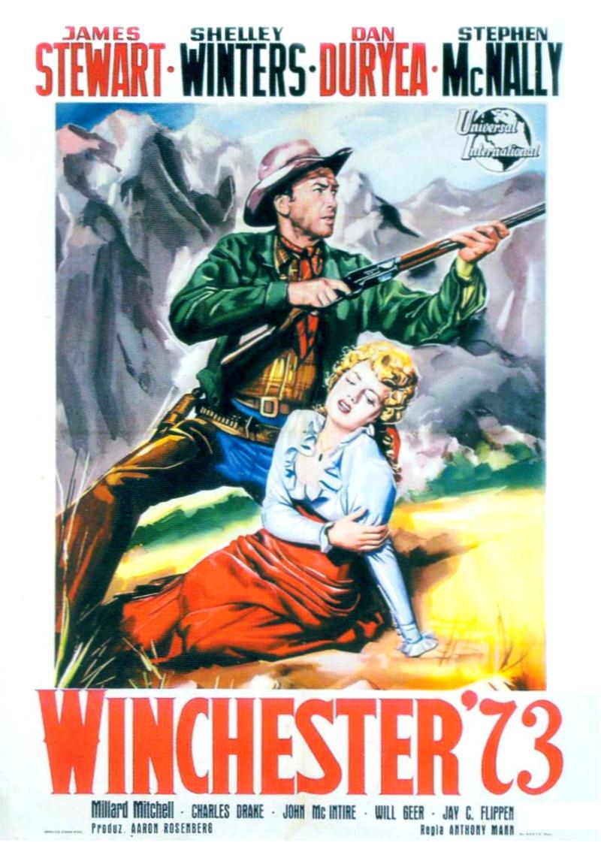 Винчестер 73. Обложка с сайта ozon.ru