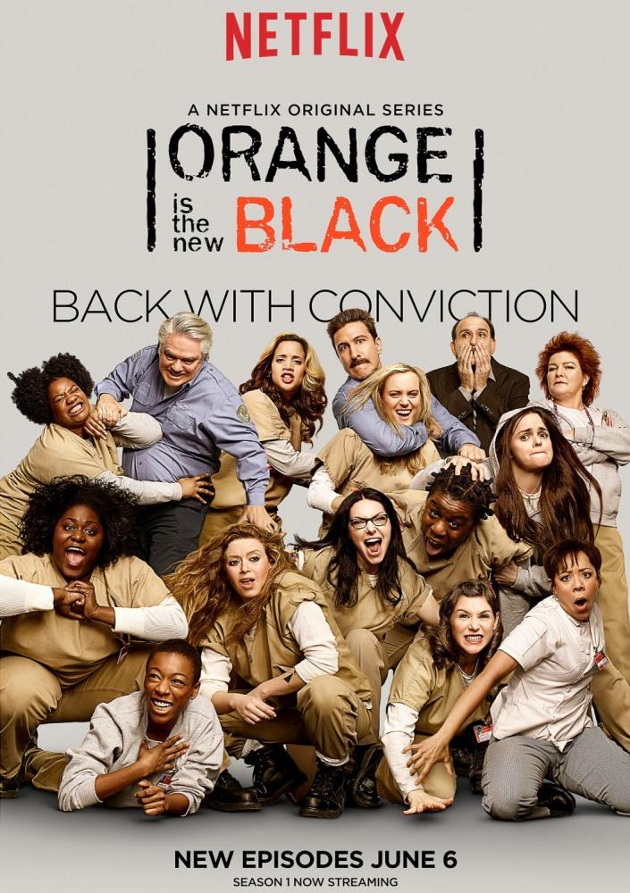 Оранжевый — новый черный. Обложка с сайта keep4u.ru
