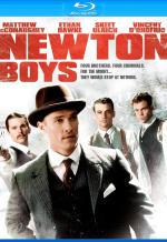 Братья Ньютон. Обложка с сайта bolero.ru