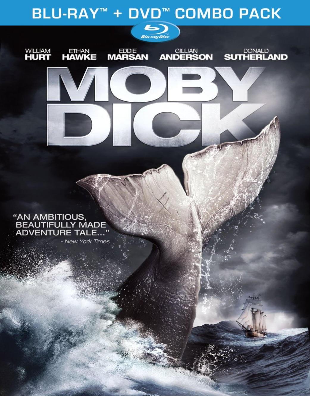 Моби Дик  . Обложка с сайта kino-govno.com