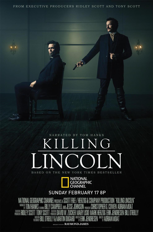 Убийство Линкольна (ТВ). Обложка с сайта ipicture.ru