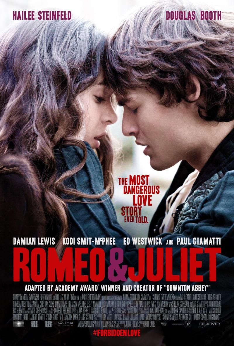Ромео и Джульетта. Постер с сайта kinopoisk.ru