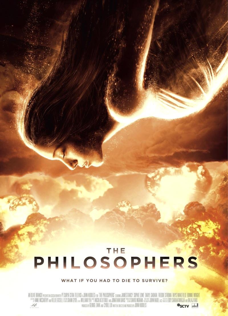 Философы: Урок выживания. Обложка с сайта radikal.ru