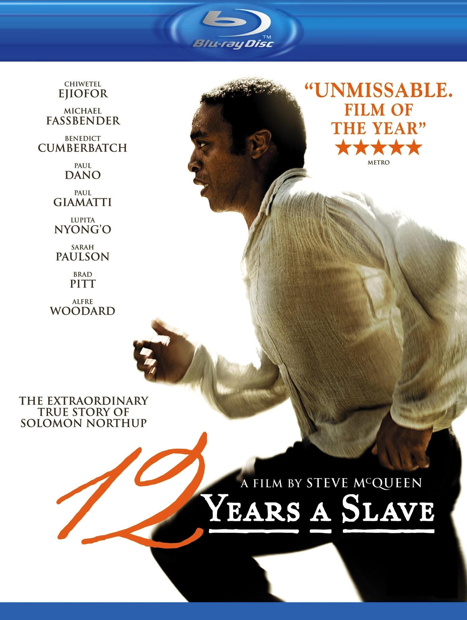 12 лет рабства. Обложка с сайта ozon.ru