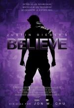 Джастин Бибер. Believe. Постер с сайта kinopoisk.ru