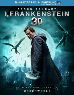 Я, Франкенштейн. Обложка с сайта radikal.ru
