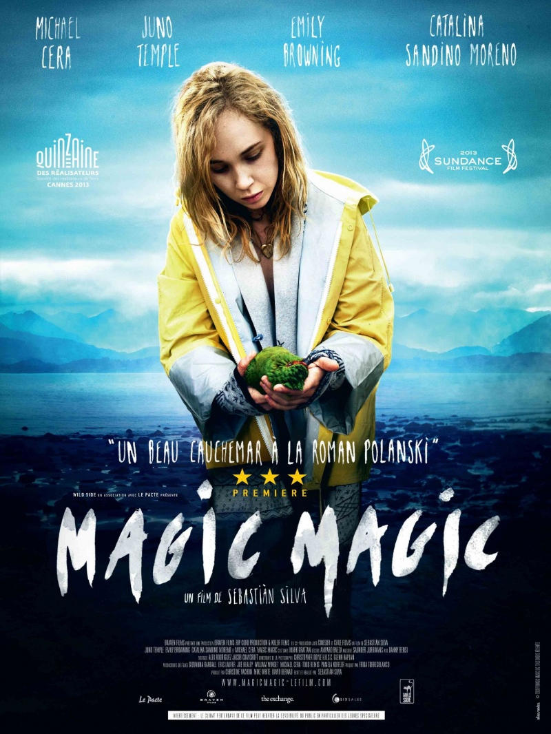 Магия, магия. Обложка с сайта ozon.ru