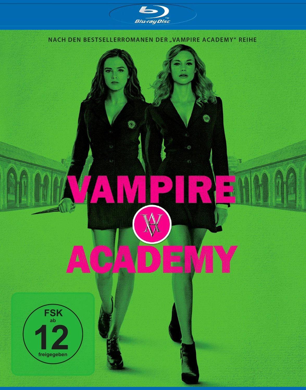 Академия вампиров. Обложка с сайта bolero.ru
