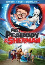 Приключения мистера Пибоди и Шермана. Обложка с сайта kino-govno.com