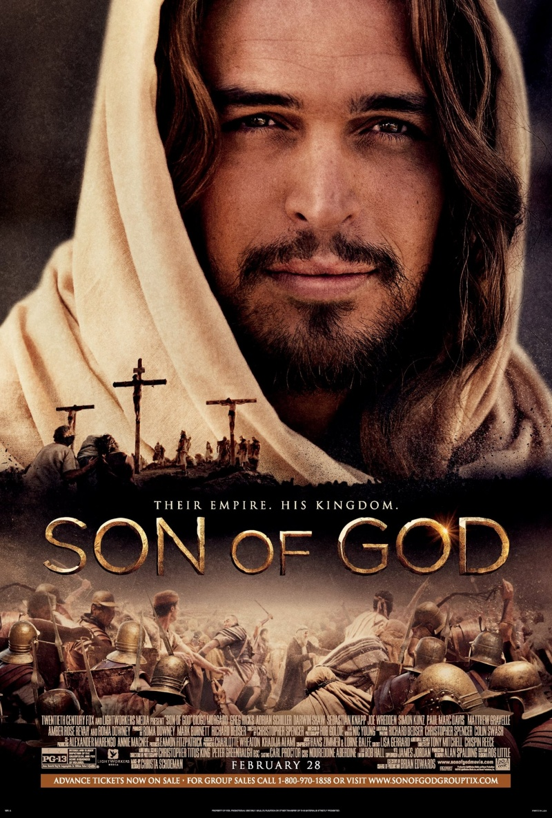 Сын Божий. Обложка с сайта imagepost.ru