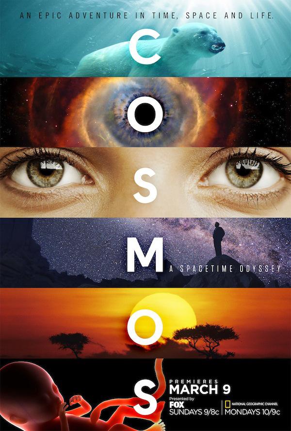 Космос: Пространство и время. Обложка с сайта imageshost.ru