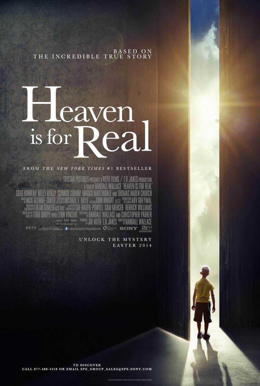 Небеса реальны. Обложка с сайта bolero.ru