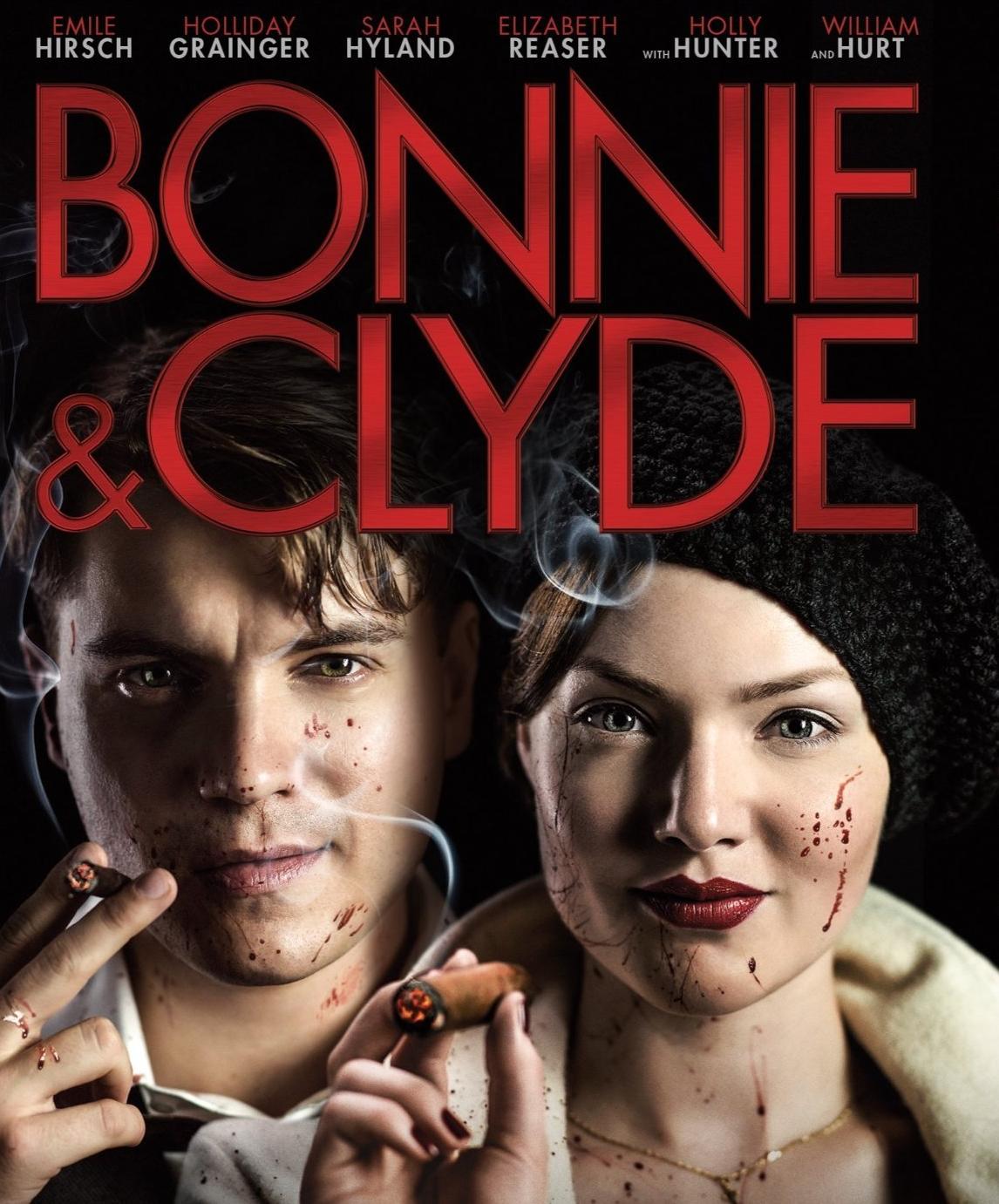 Бонни и Клайд . Обложка с сайта imageshost.ru