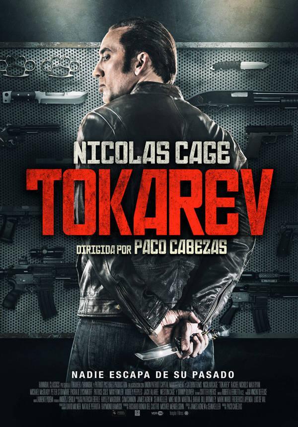 Токарев. Обложка с сайта ozon.ru