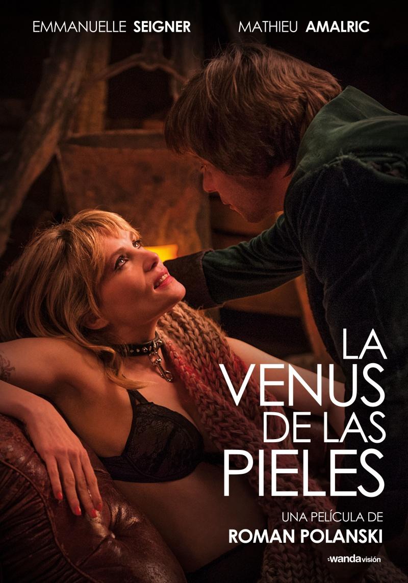 Венера в мехах. Обложка с сайта kino-govno.com