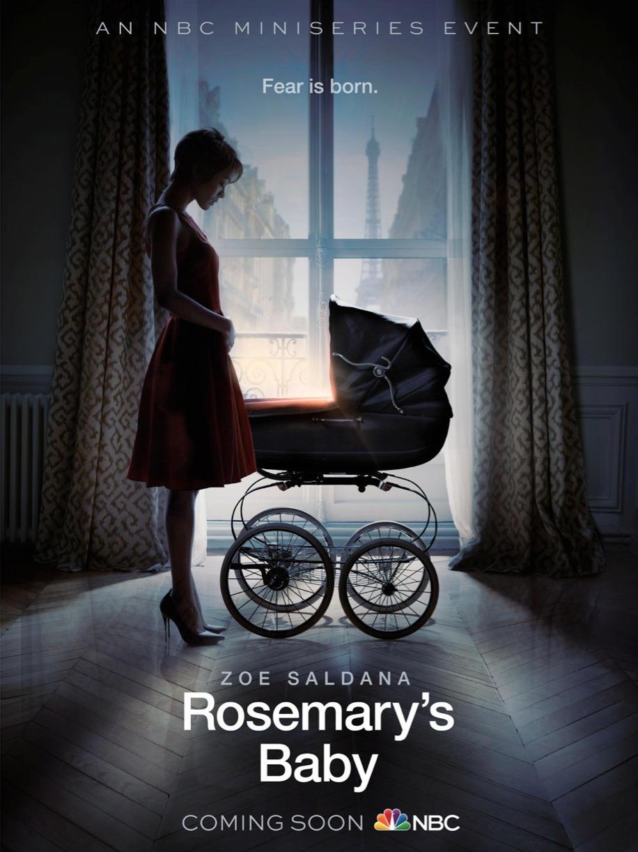 Ребенок Розмари. Обложка с сайта imagepost.ru