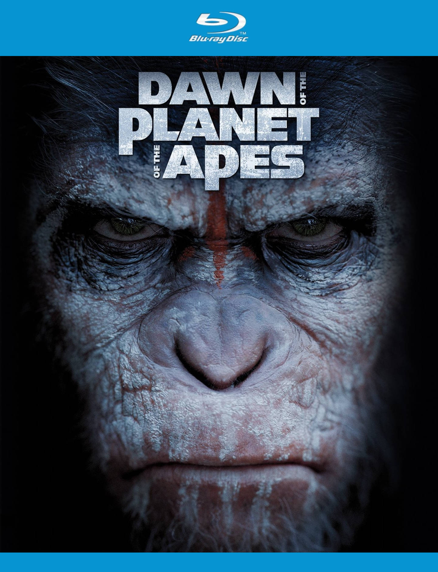 Планета обезьян: Революция. Обложка с сайта imageshost.ru