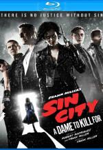 Город грехов 2: Женщина, ради которой стоит убивать. Обложка с сайта kino-govno.com