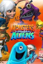 Монстры против пришельцев. Обложка с сайта kino-govno.com