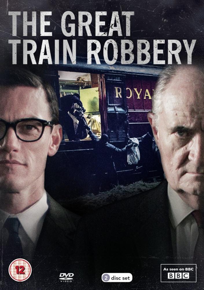Великое ограбление поезда. Обложка с сайта bolero.ru