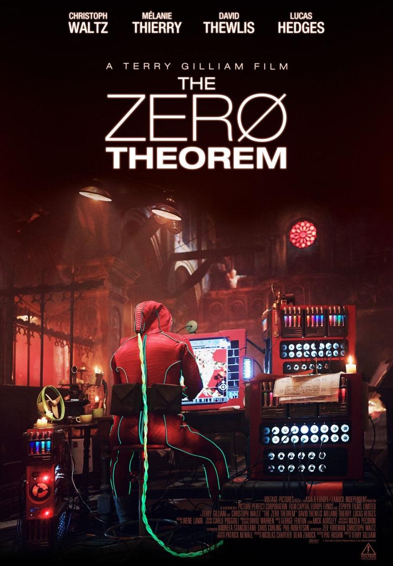 Теорема Зеро. Обложка с сайта radikal.ru