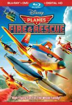 Самолеты: Огонь и вода. Обложка с сайта imageshost.ru