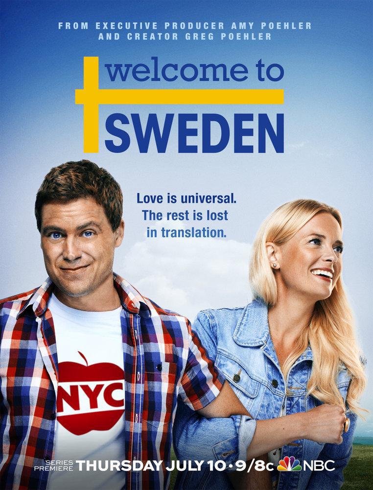 Добро пожаловать в Швецию. Обложка с сайта radikal.ru
