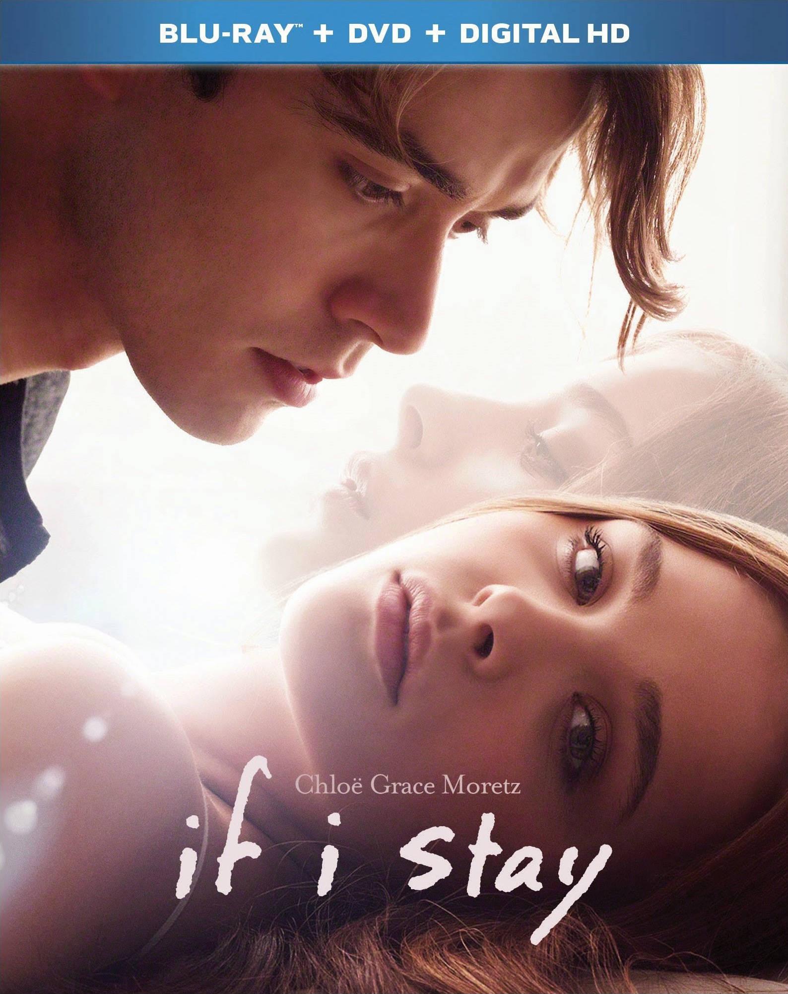 Если я останусь. Обложка с сайта imageshost.ru