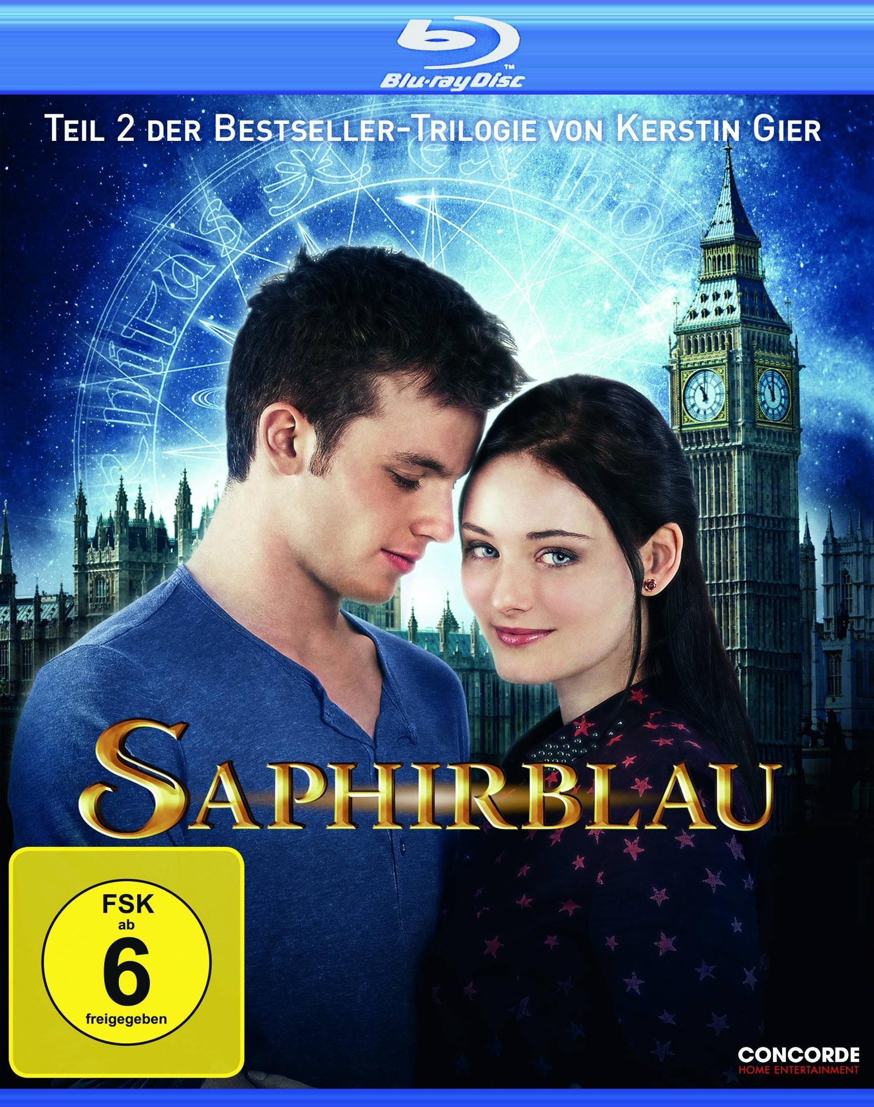 Таймлесс 2: Сапфировая книга. Обложка с сайта kino-govno.com