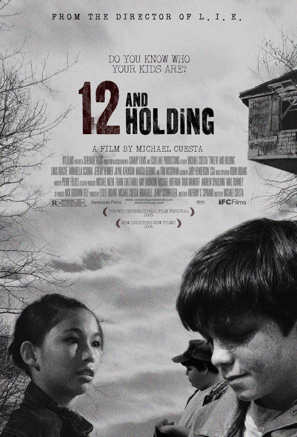 Двенадцатилетние. Обложка с сайта imageshost.ru