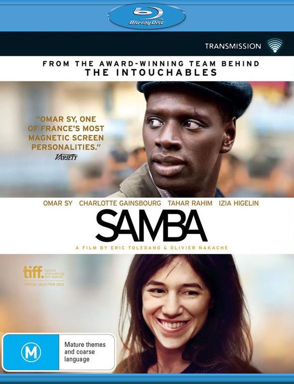 Самба. Обложка с сайта kino-govno.com