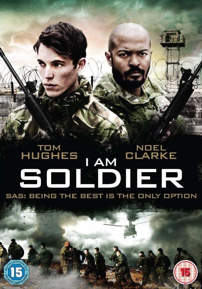 Я солдат. Обложка с сайта imageshost.ru