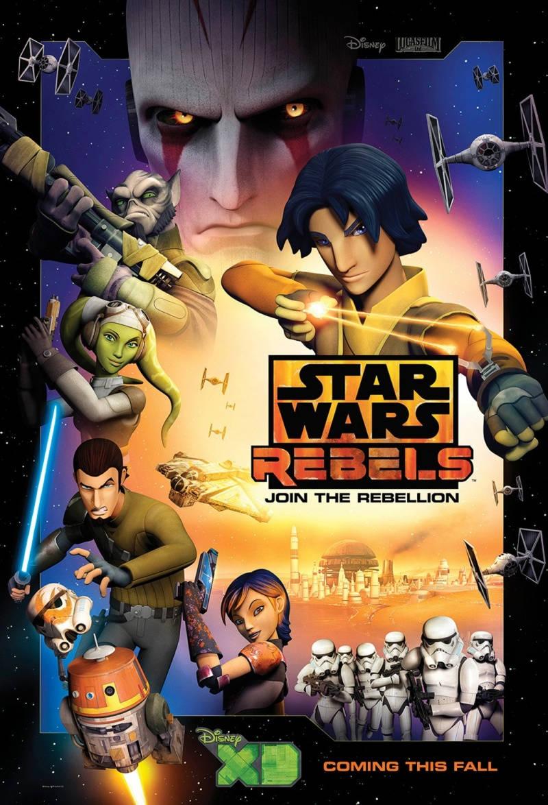 Звездные войны: Повстанцы. Обложка с сайта imagepost.ru