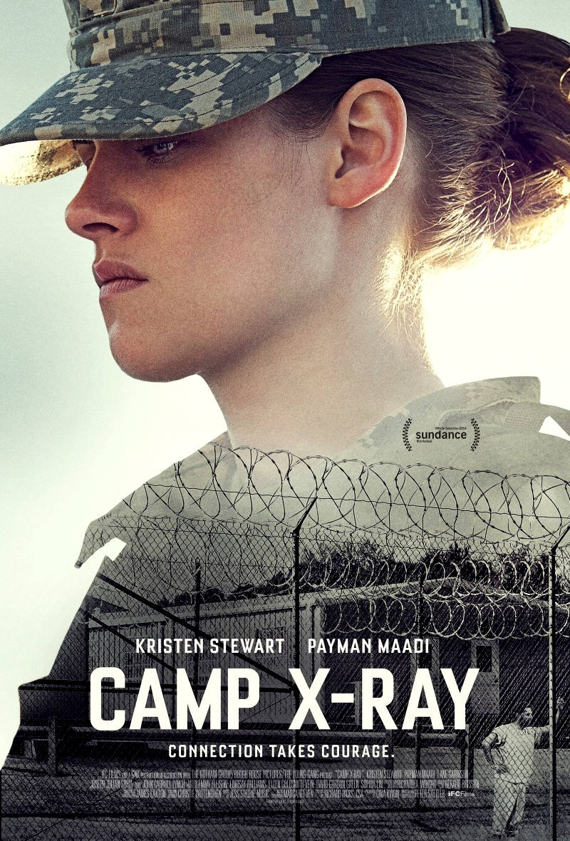 Лагерь «X-Ray». Обложка с сайта kinopoisk.ru